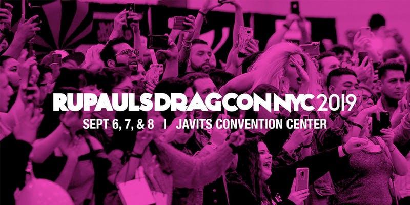 Rupauls Drag Con NYC 2019