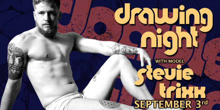 Doable Guys Drawing Night Stevie Trixx