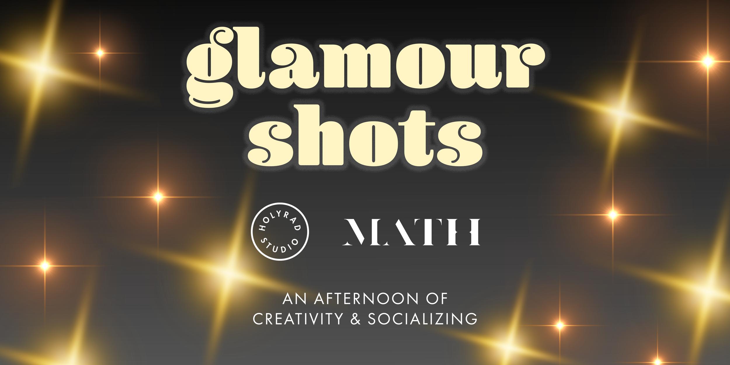 Glamour Shots Holyrad Studio and Math Magazine