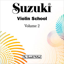 Suzuki Violin Vol. 2 Recordings