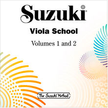 Suzuki Viola Vol. 1 & 2 Recordings