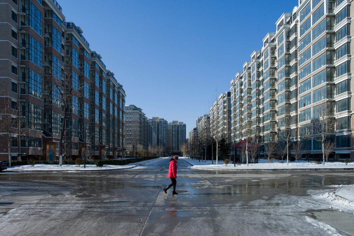 Huilongguan, Beijing.