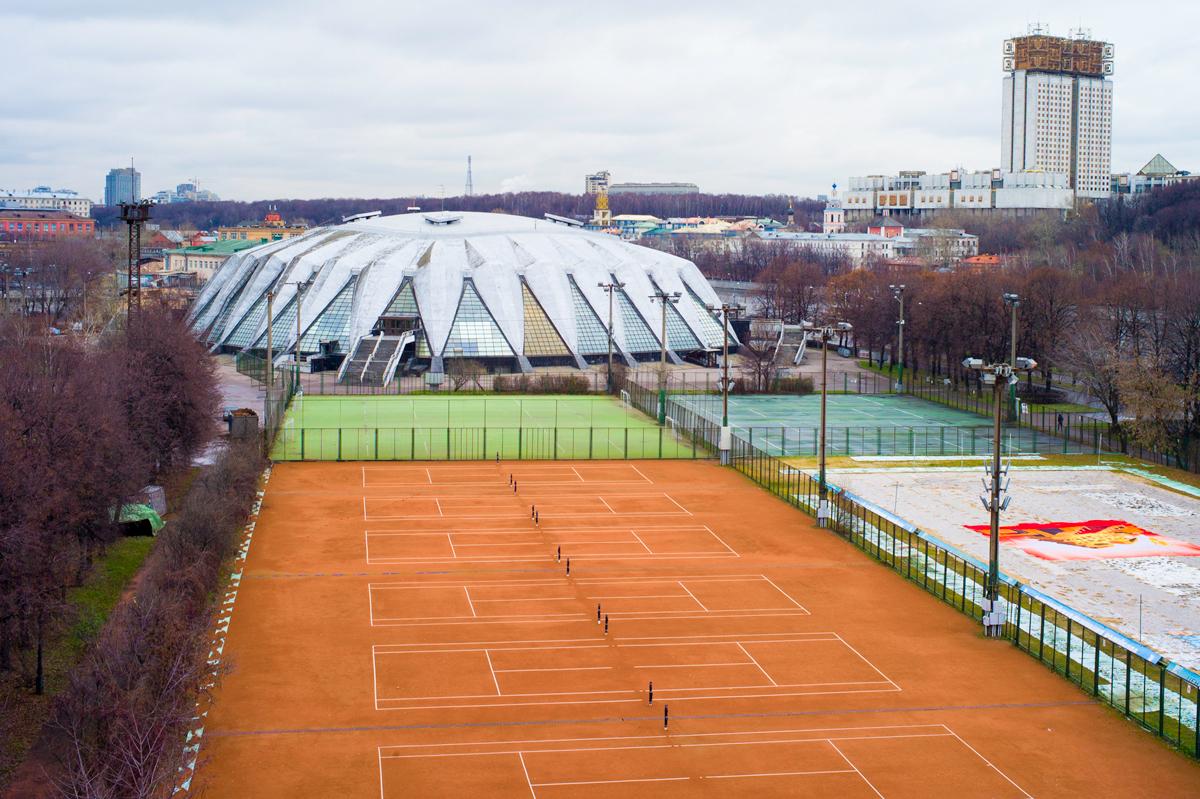 Druzhba Multipurpose Arena, Moscow.