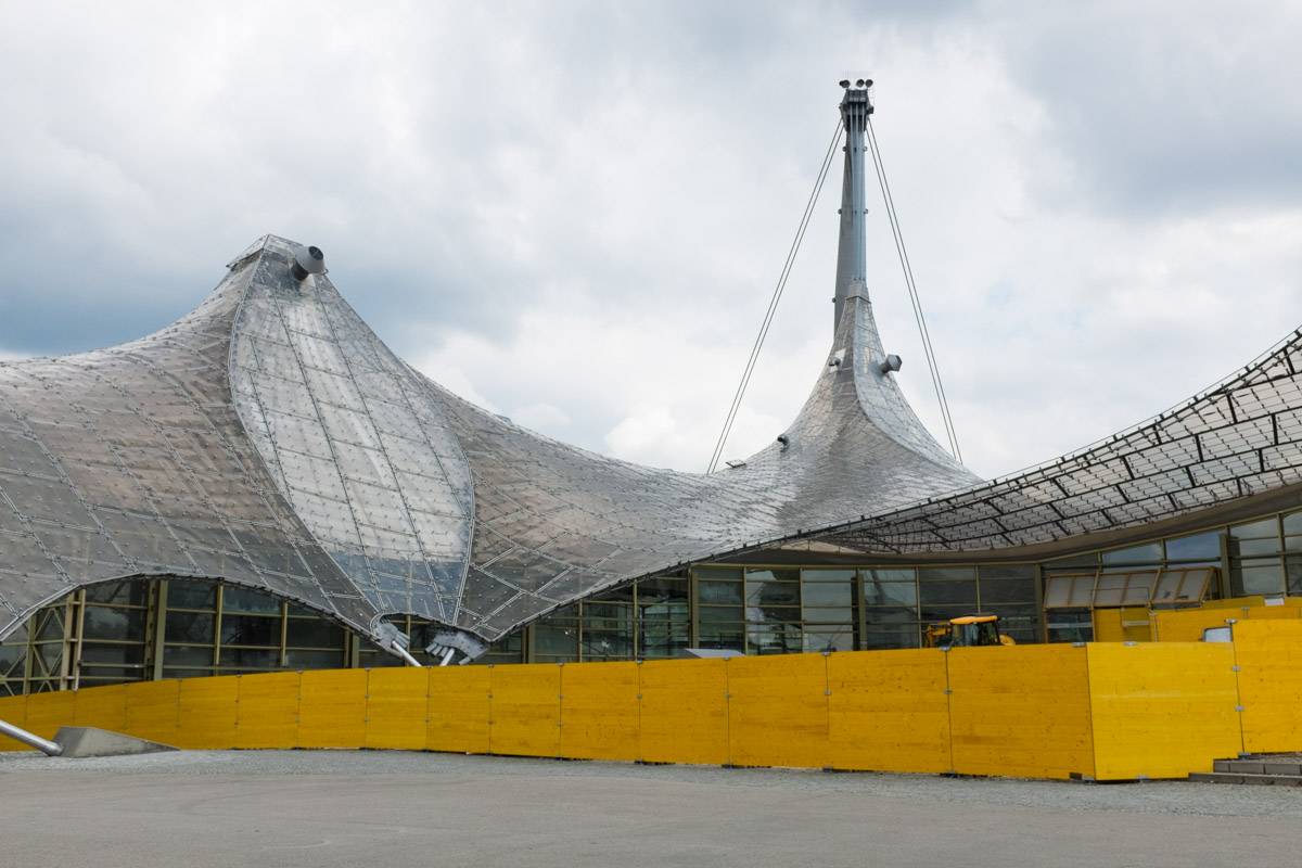 Olympic Swimming Pool, Munich