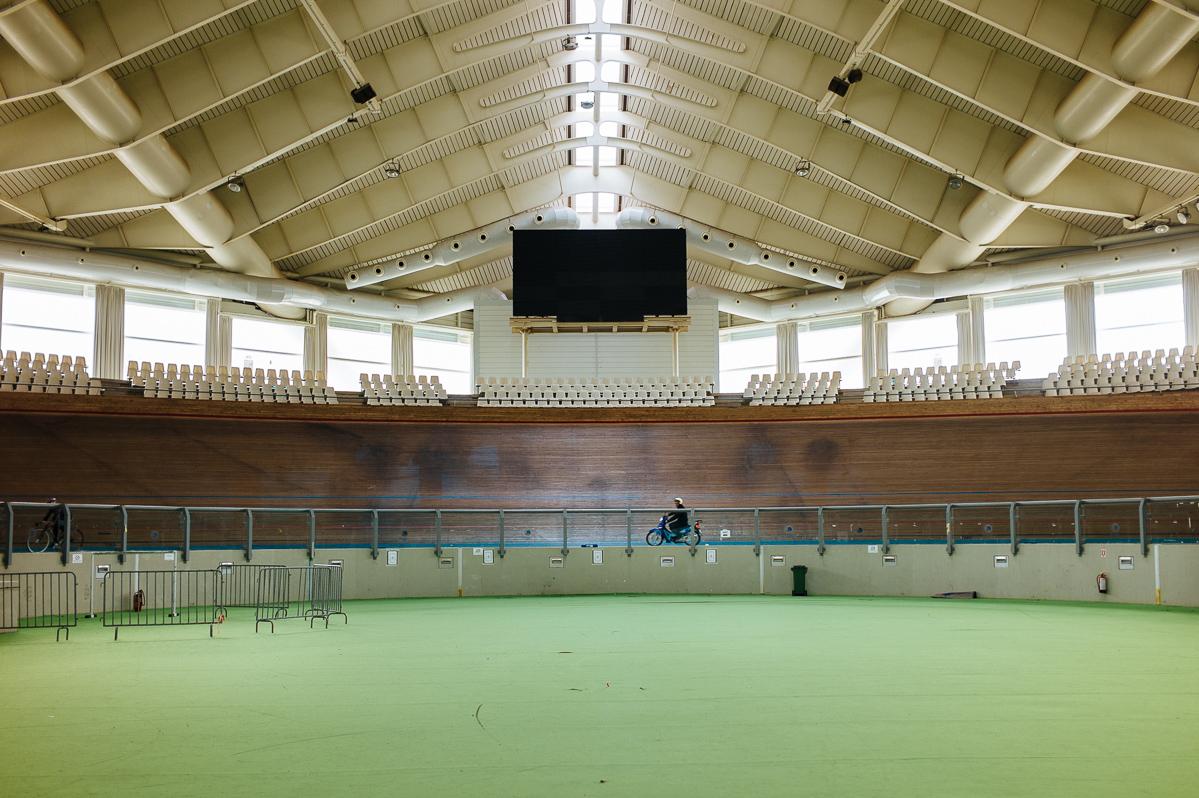 Olympic Velodrome, OAKA, Athens