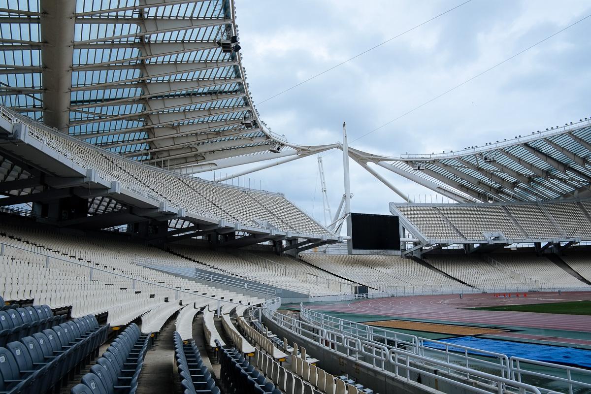 Olympic Stadium, OAKA, Athens