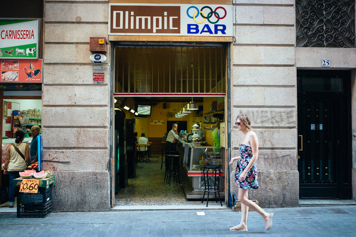 Olimpic Bar, Barcelona