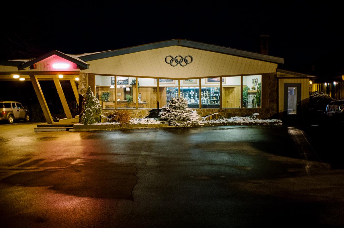 Art Devlin's Olympic Motor Inn, Lake Placid