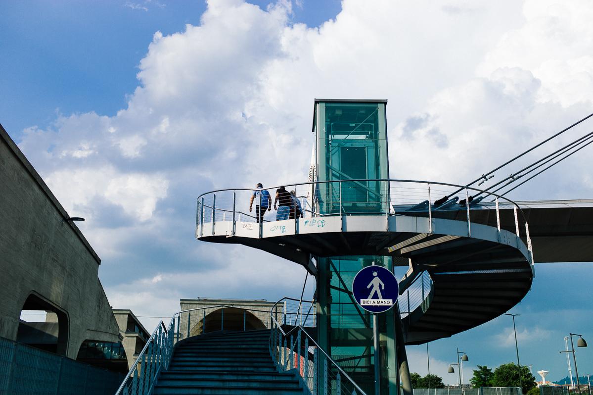 Torino Footbridge