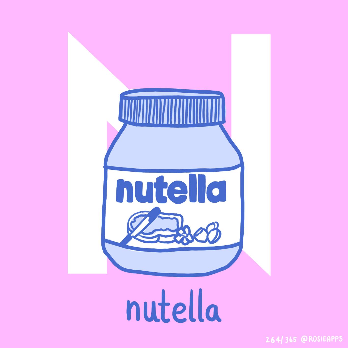 September-264-365 nutella.jpg