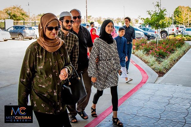 Eid Mubarak to you and yours ❤️ Feeling grateful for family and community, and for @marbadr and her presidential strut.