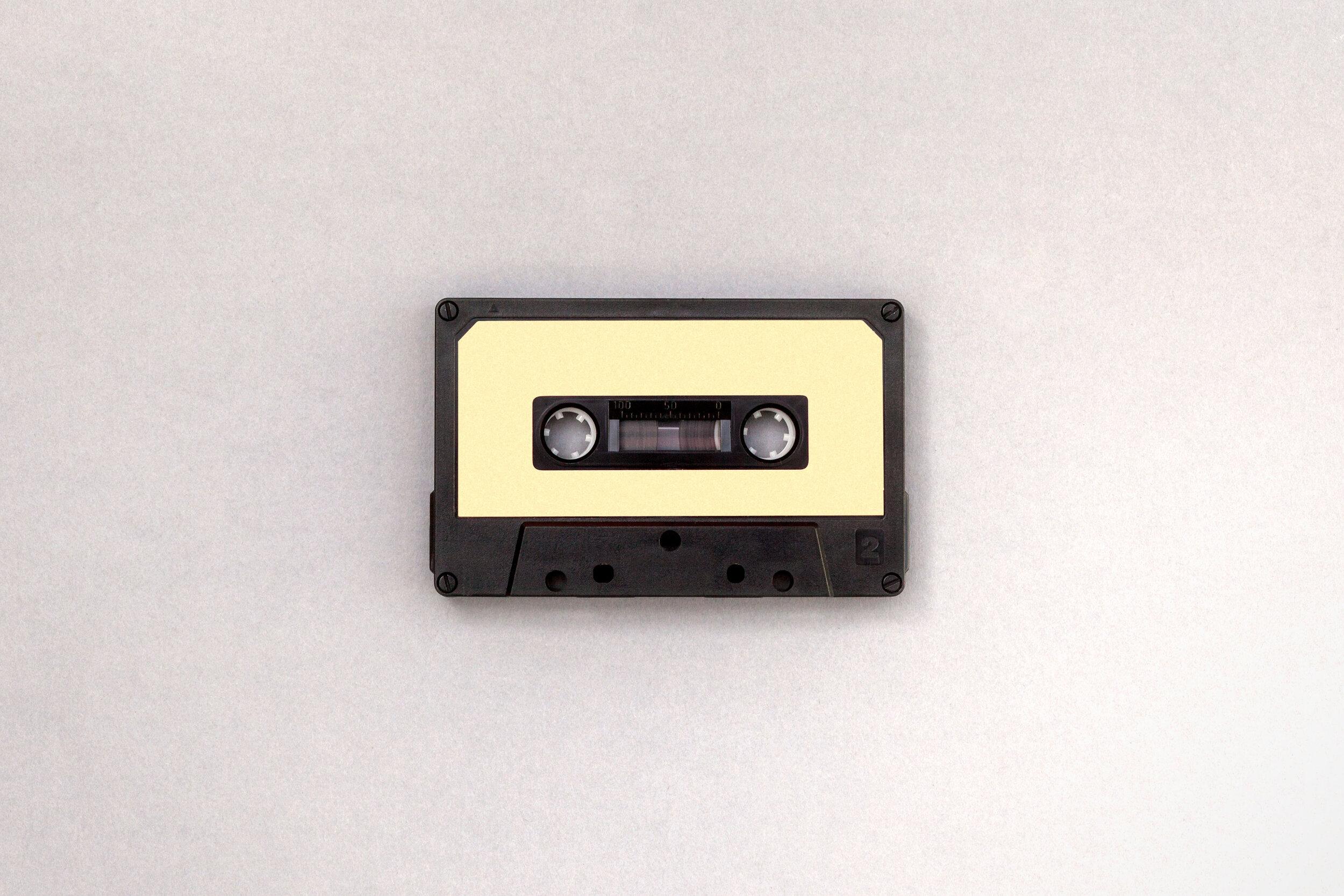 - Audio