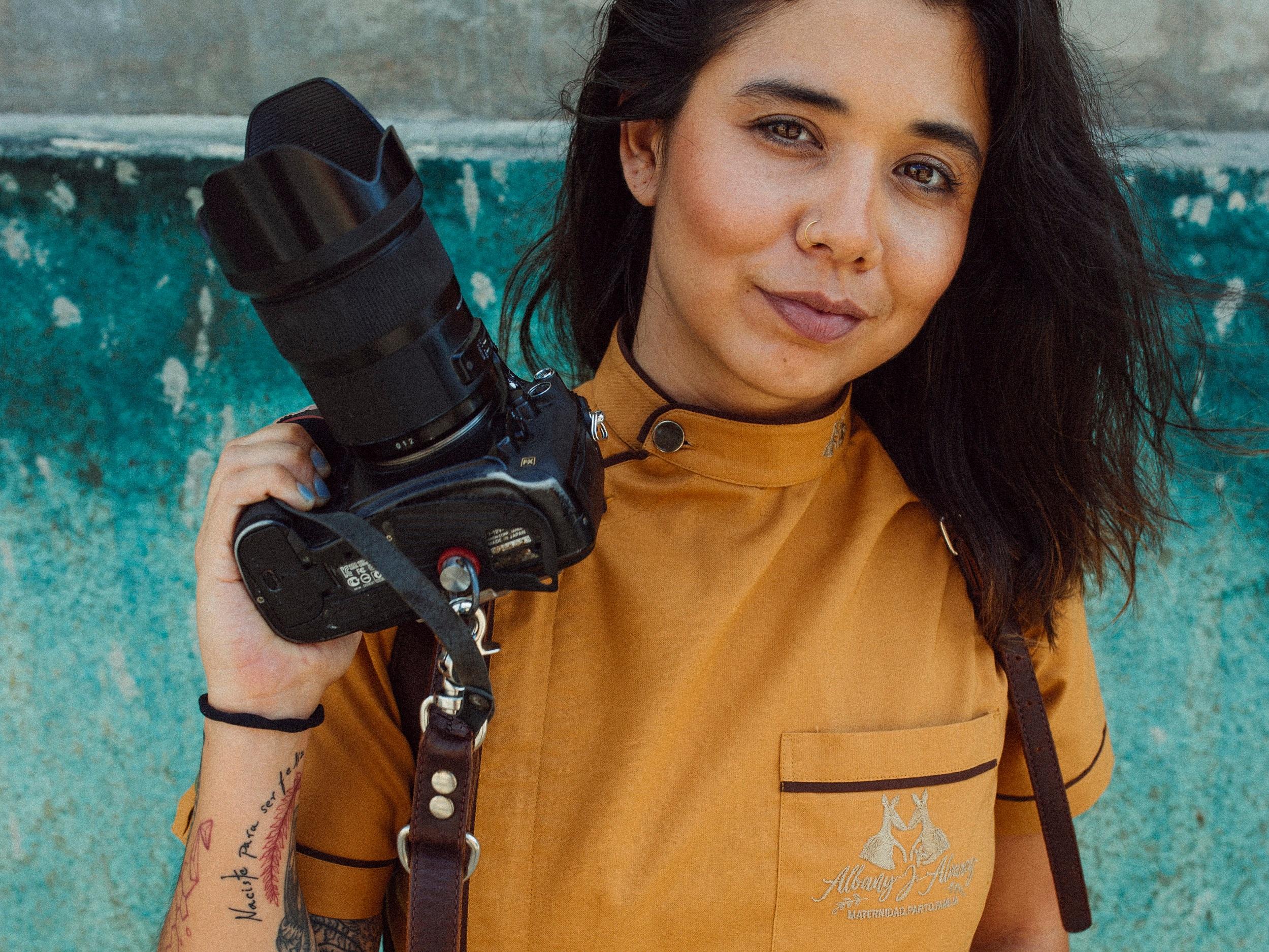 Albany J Alvarezfotógrafa de parto -