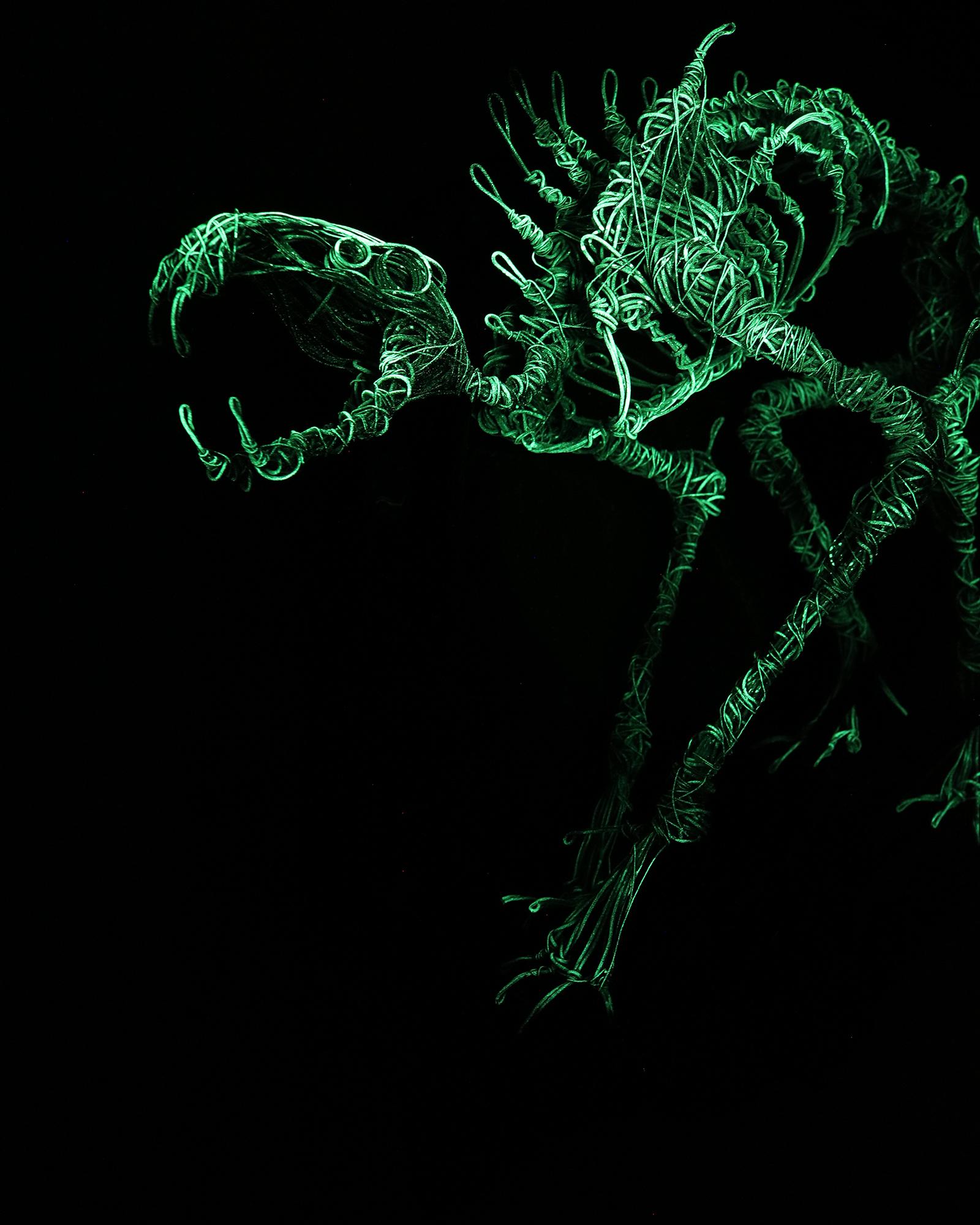 LUNA TIMORE (Glow in the Dark)