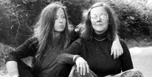 Jan and Robina, England, 1971