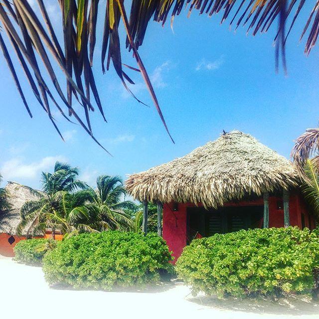 Cabana on the beach, Matachica Resort, Belize