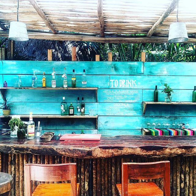 Bar - Tulum, Mexico