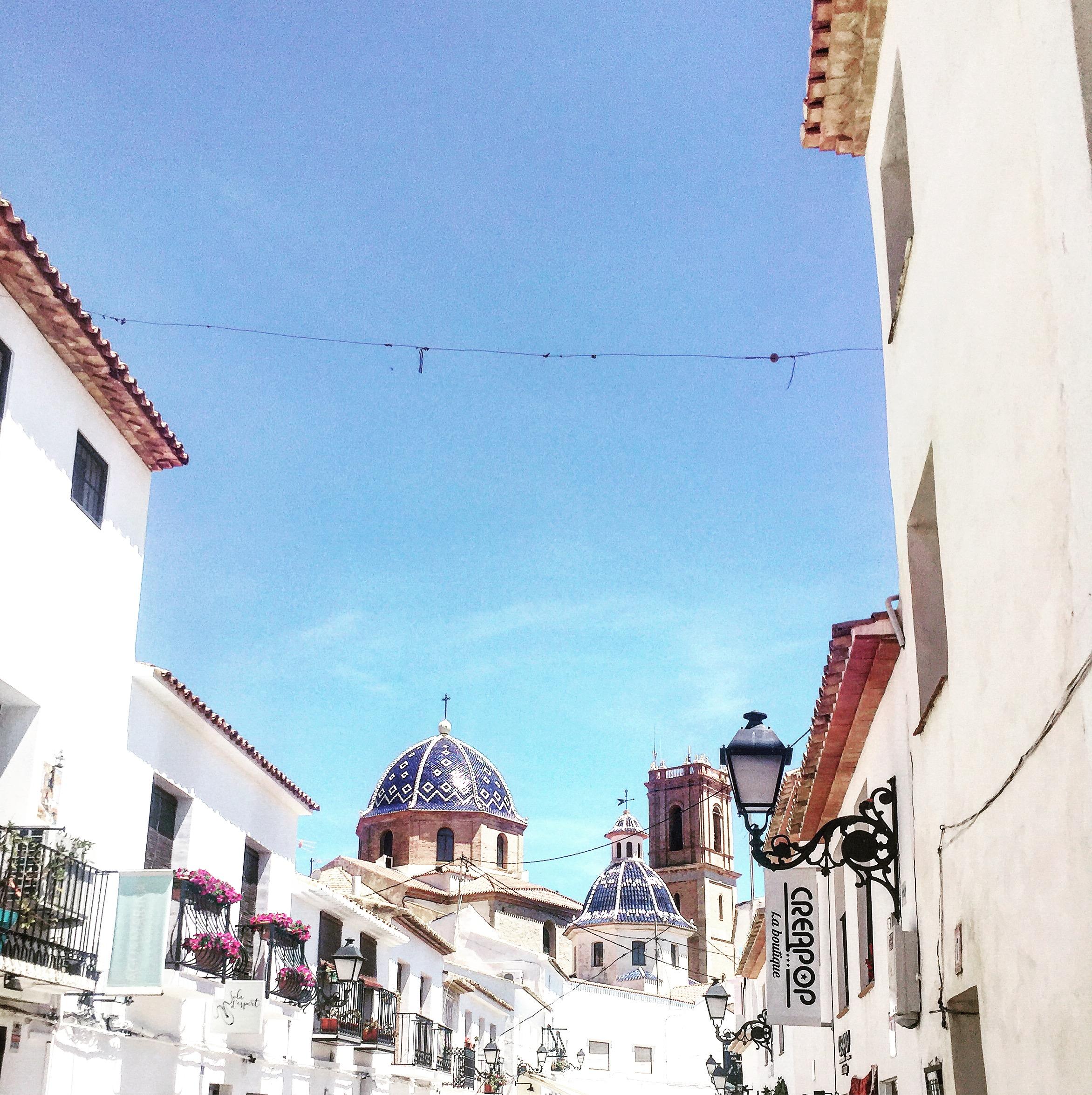 White village - Altea