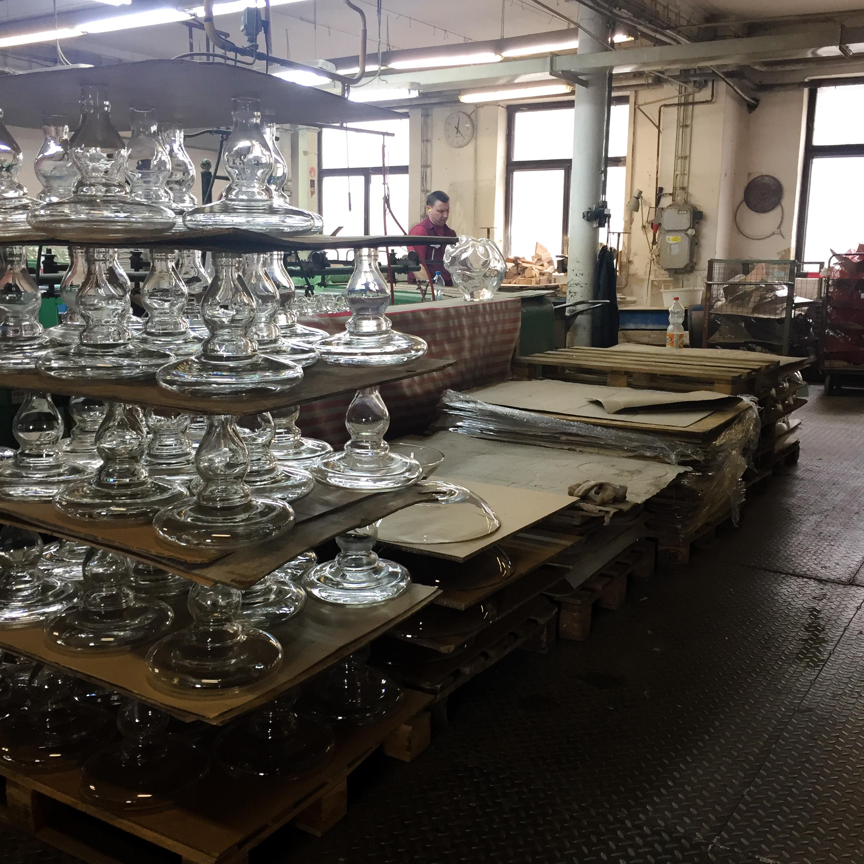 nizbor beroun glass factoryczech republic ruckl crystal a.s. glass trim