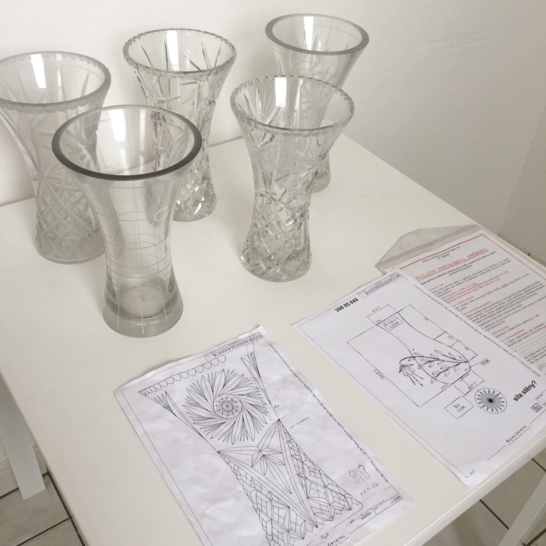 nizbor beroun glass factory czech republic ruckl crystal a.s. glass cutting engraving
