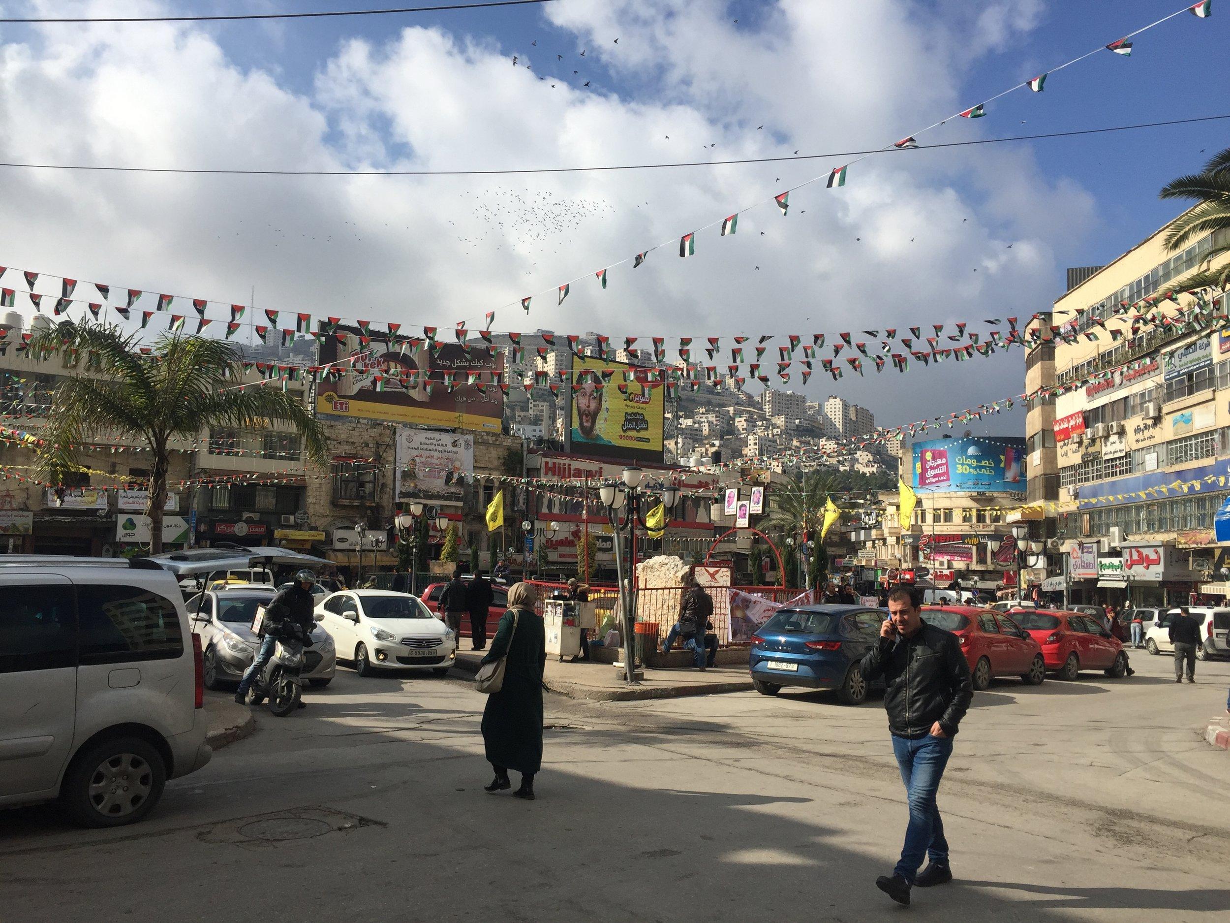 Try Wonder Erasmus Exchange Israel - Nablus in 10 Images 2