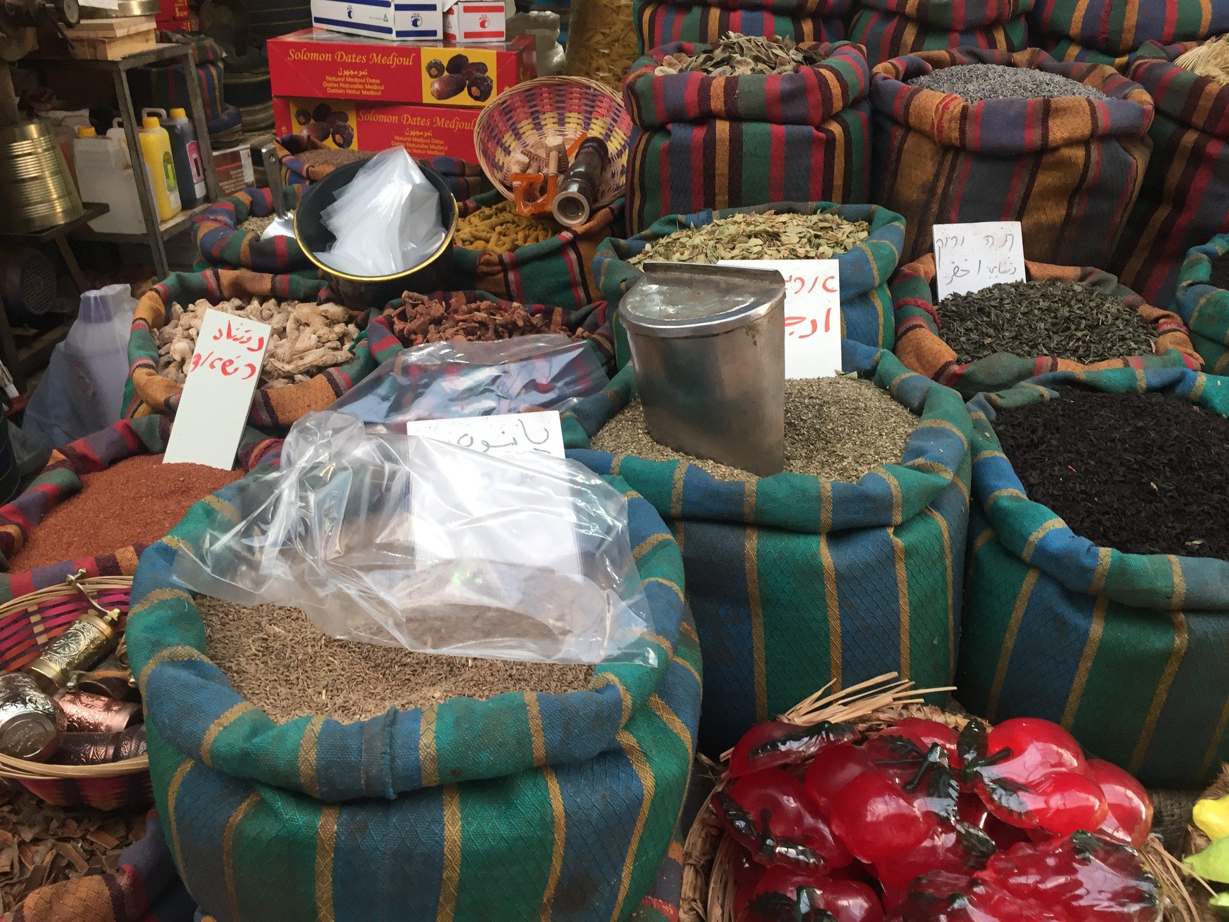try wonder inspo akko acre old city shuk market