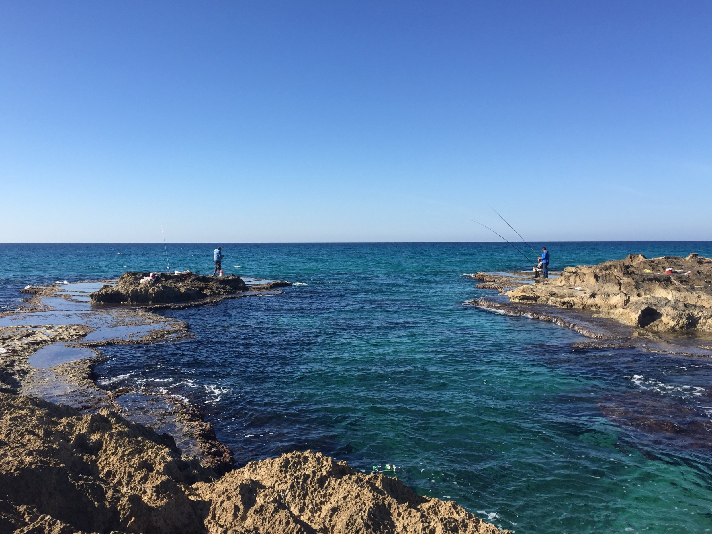 try wonder inspo akko acre fishermen working by the cove