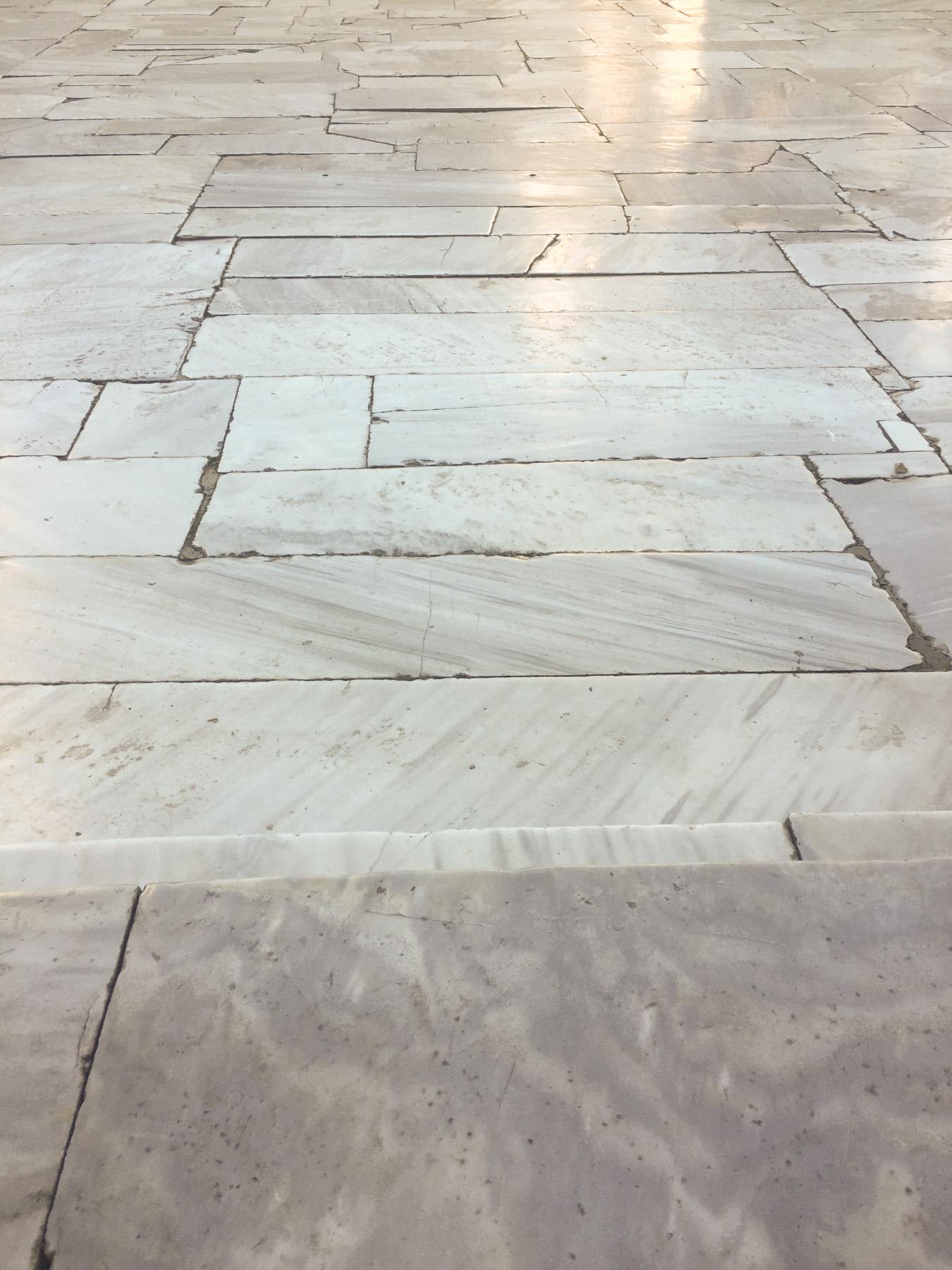 try wonder inspo istanbul turkey blue mosque marble floor