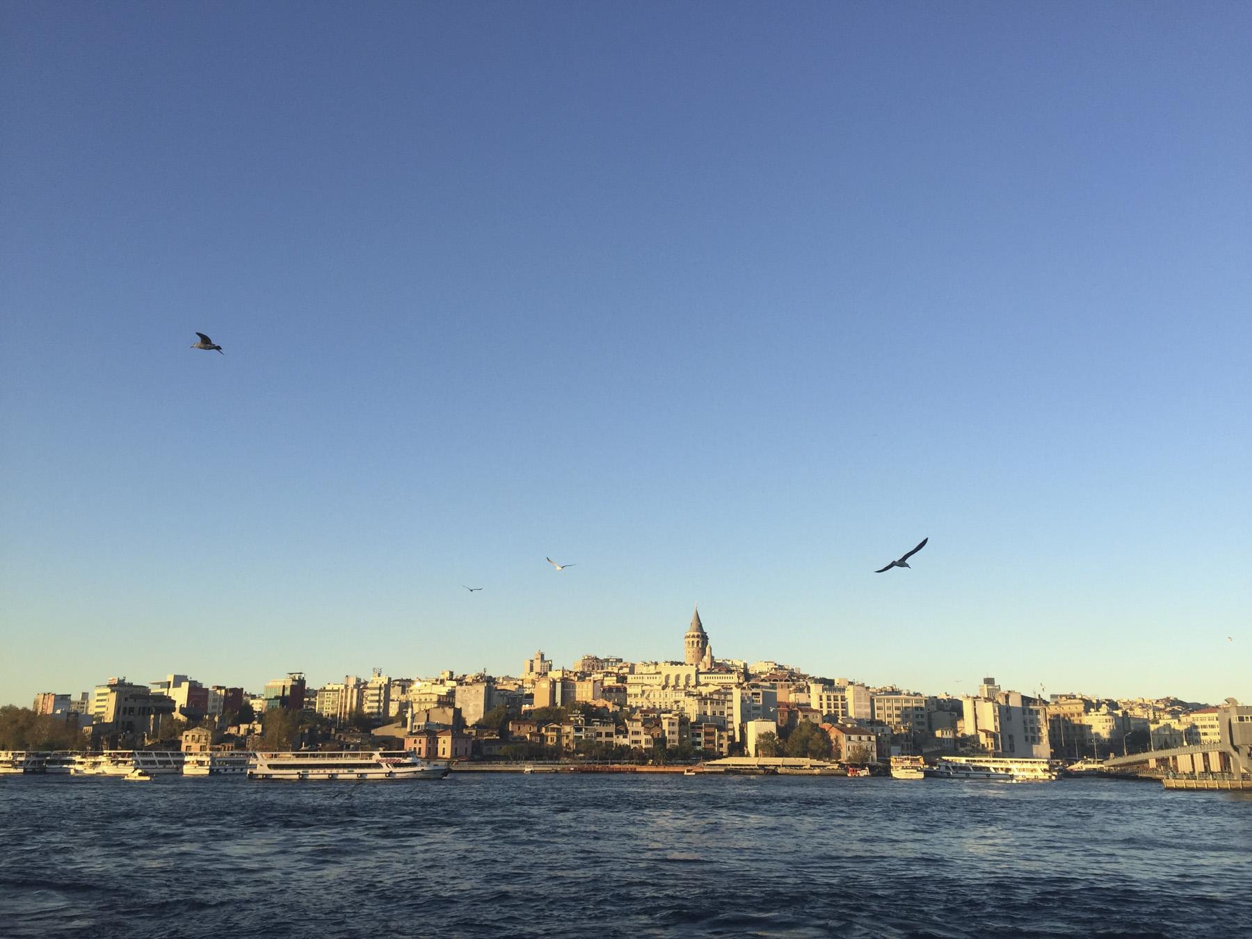 try wonder inspo istanbul turkey sunset boat tour