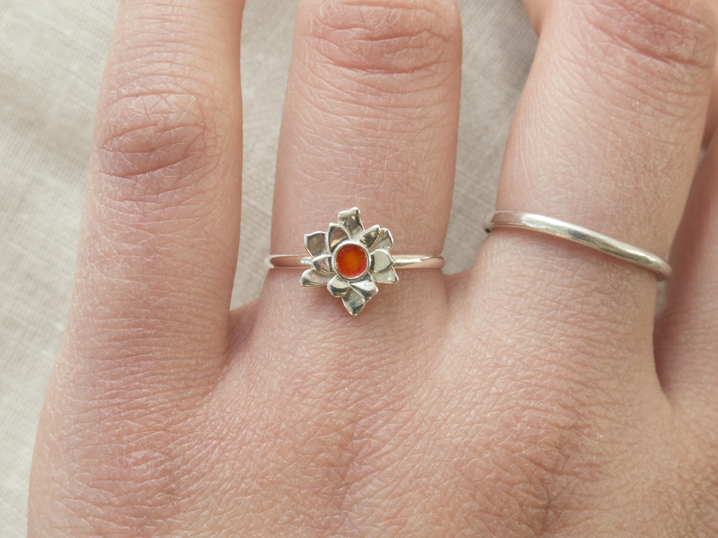 flower promise ring 3