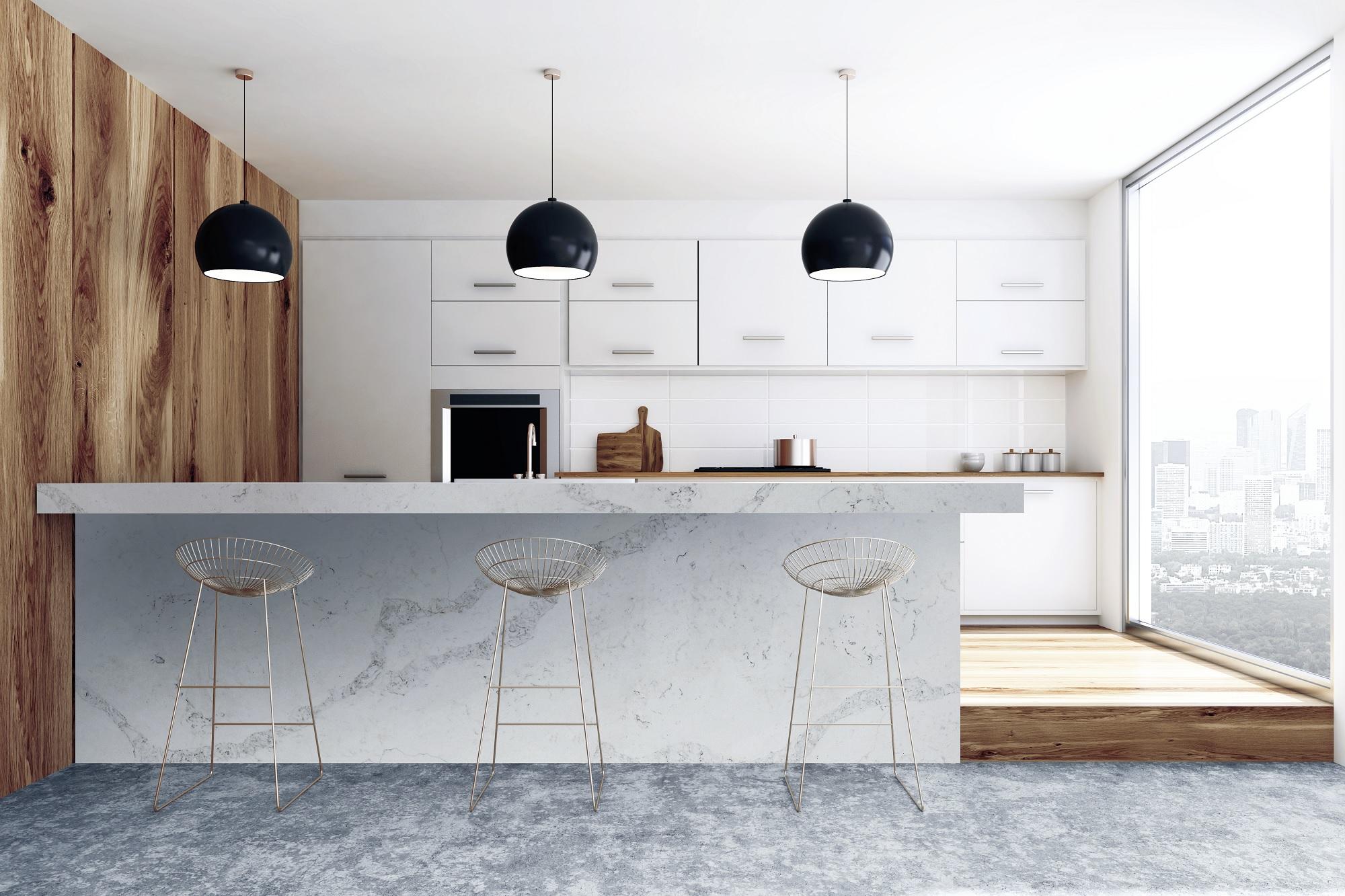 CQ931 New Contempo Kitchen Countertop