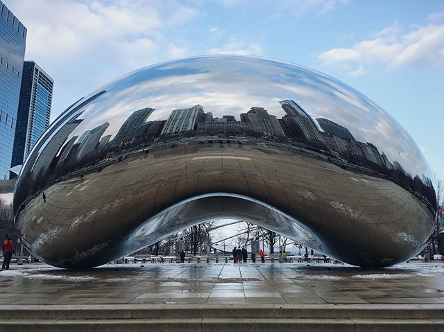 The bean was a lot nicer than I thought. Also on that note, I love Chicago and their food scene.