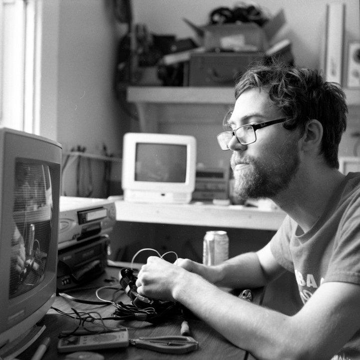 Clint Enns (Photo Courtesy of Streaming Festival)