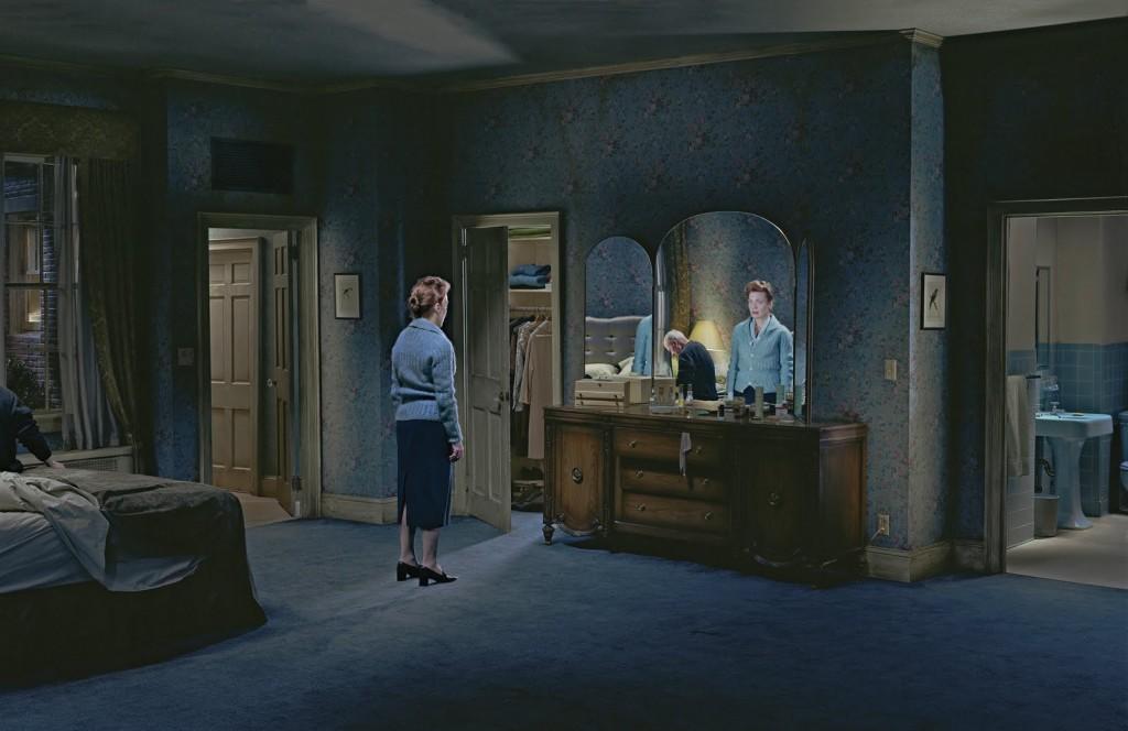 Gregory Crewdson - Blind Reflection