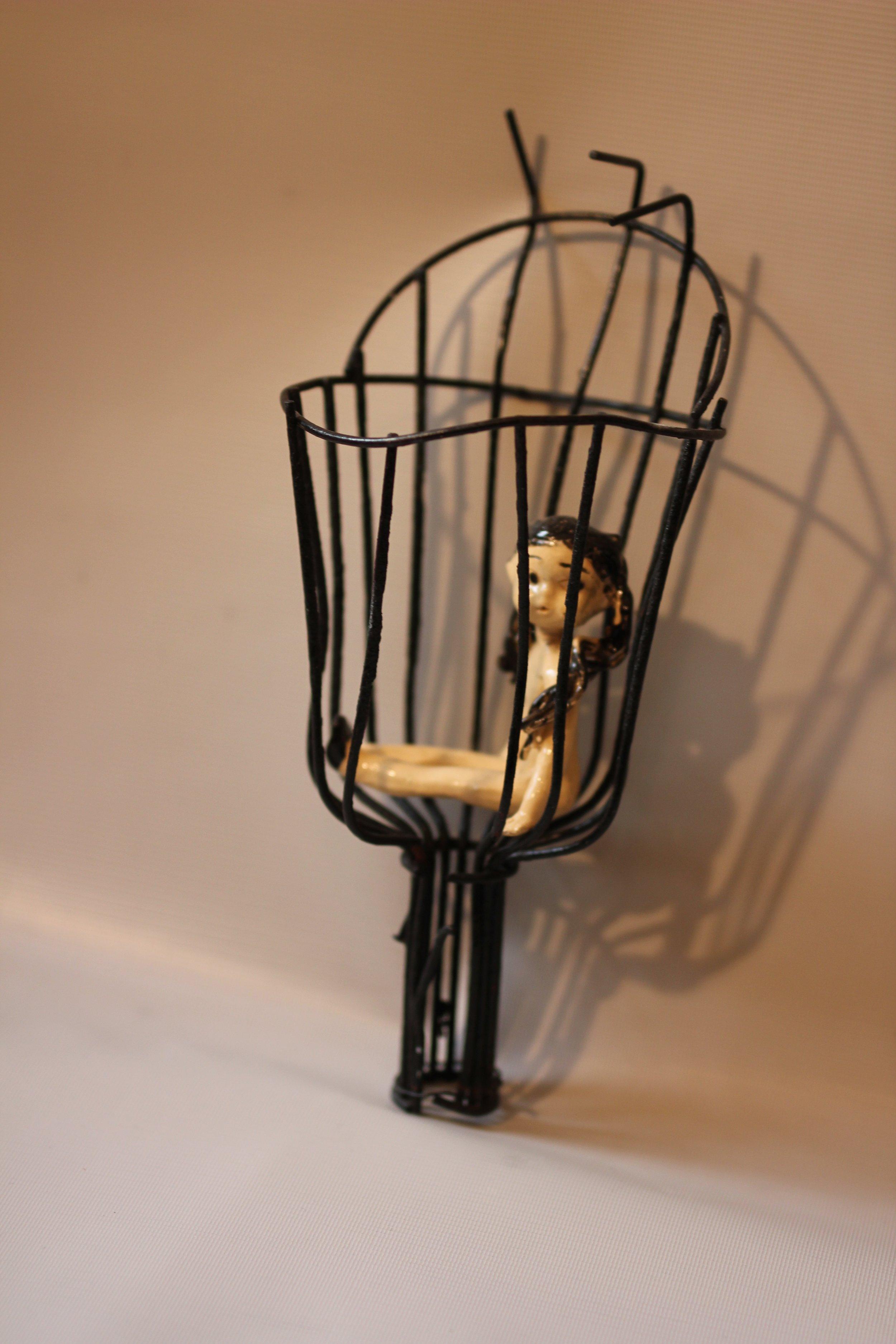 Image 4 - Caged - C Radclyffe .jpg