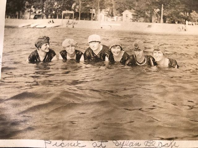 #vintage #photography #bathing beauties #hotties #swimsuits #swim season is coming #glimmerglassantiques.com