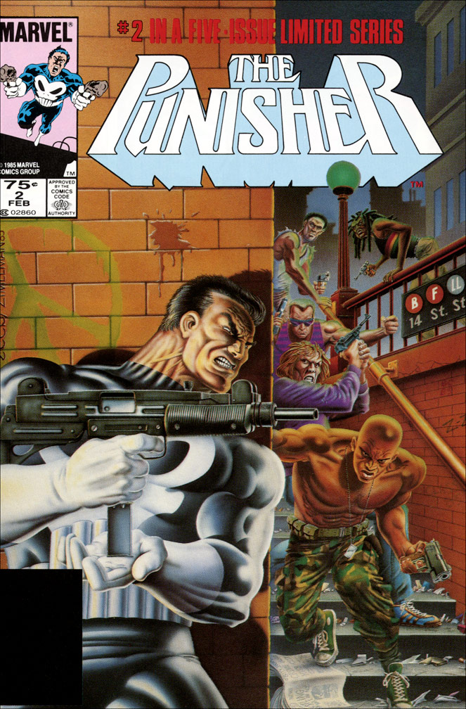 PUNISHER Ltd #2