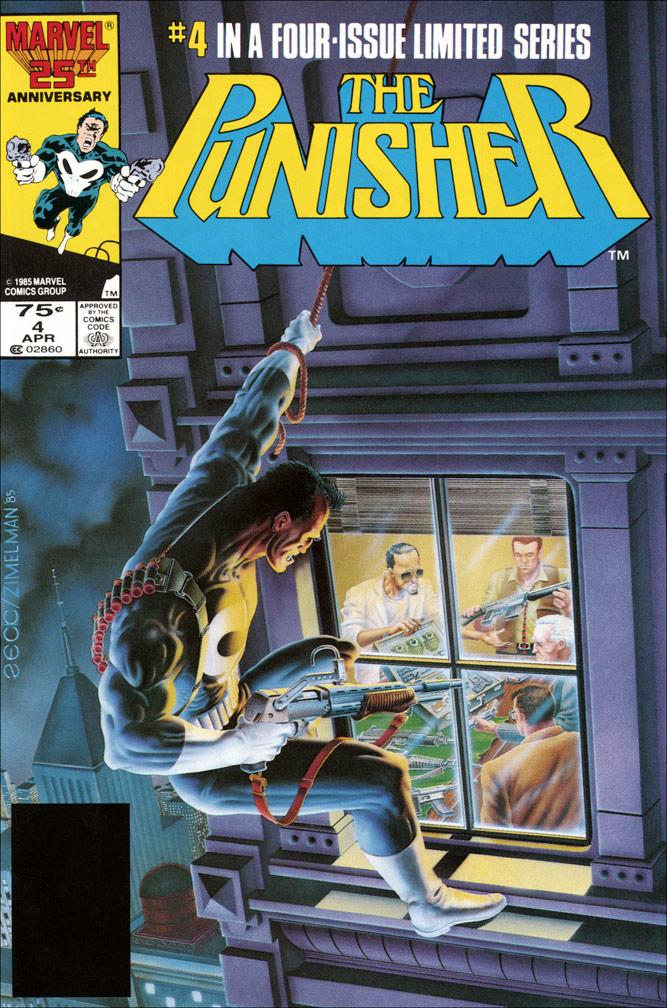 PUNISHER Ltd #4
