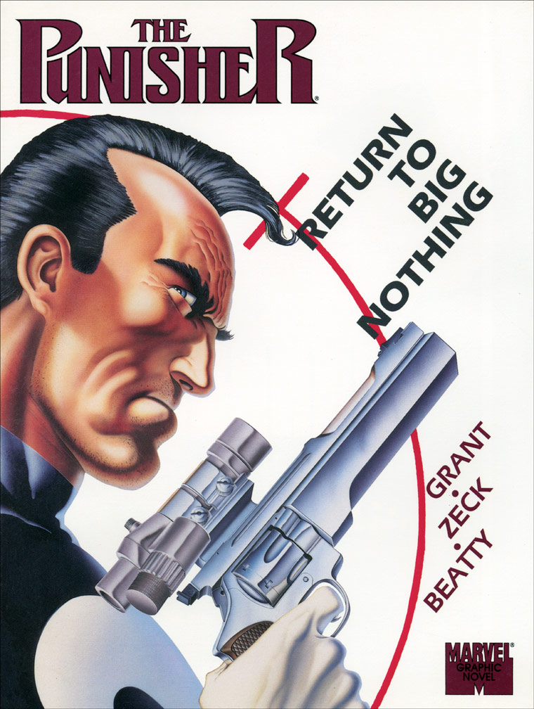PUNISHER GN (softcover)