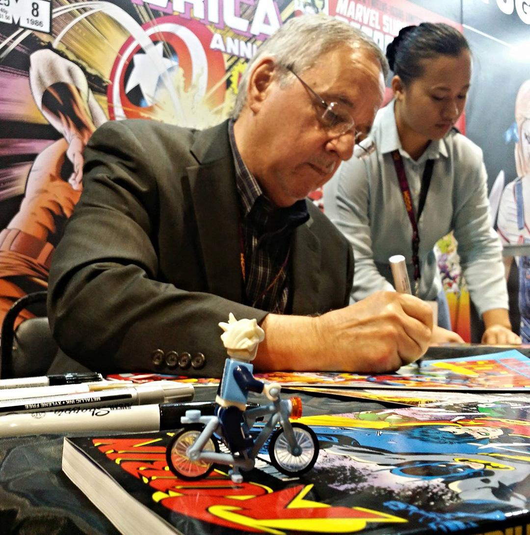 AsiaPOP Comic Convention, Manila, Aug 2016 -  Photo credit: Arlan Kortez