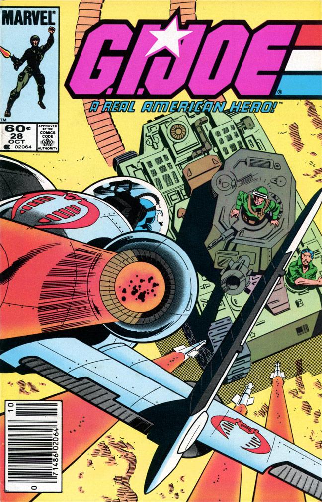 G. I. Joe #28