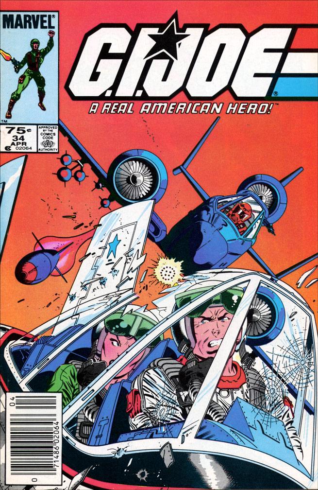 G. I. Joe #34