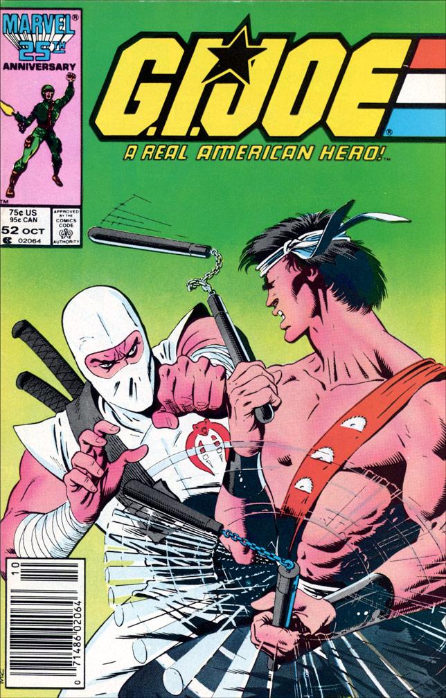 G. I. Joe #52