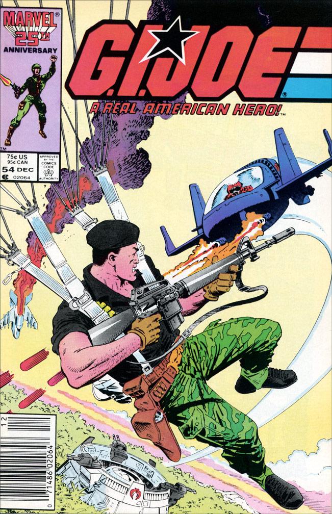 G. I. Joe #54