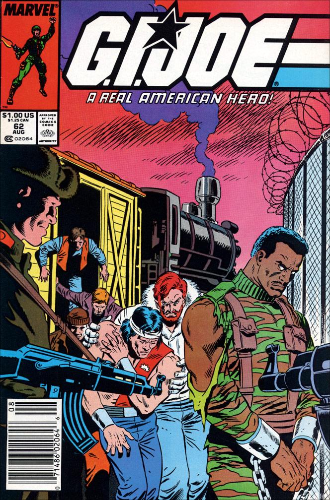 G. I. Joe #62