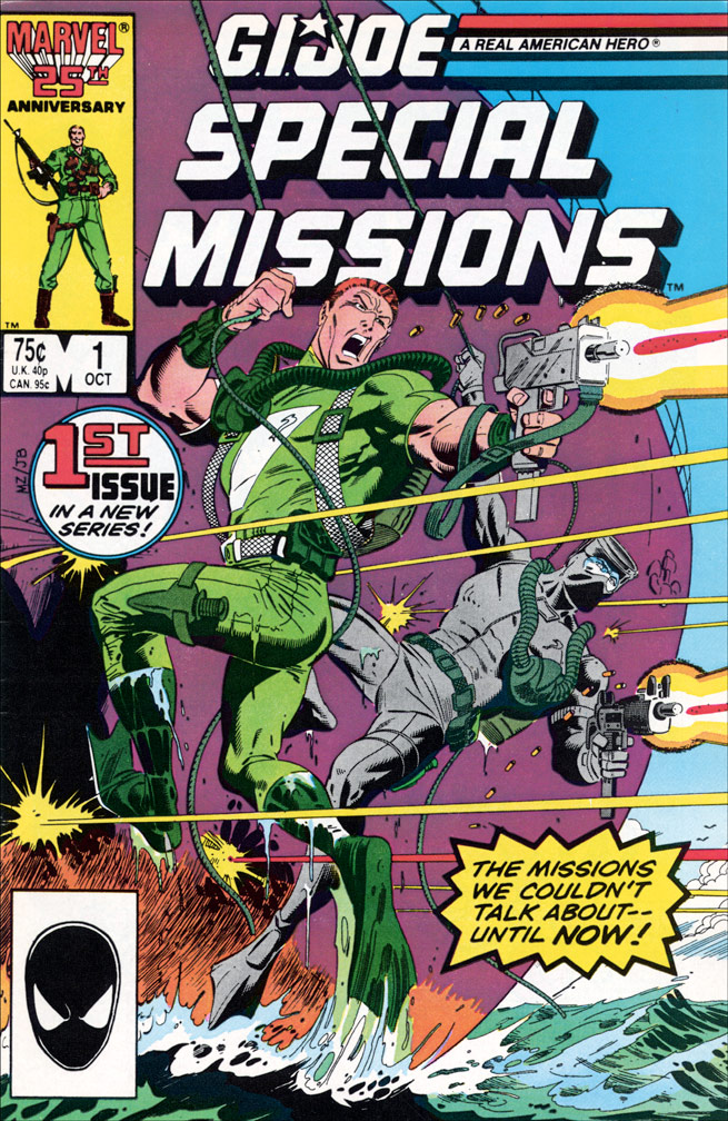 GI Joe Spec. Missions #1