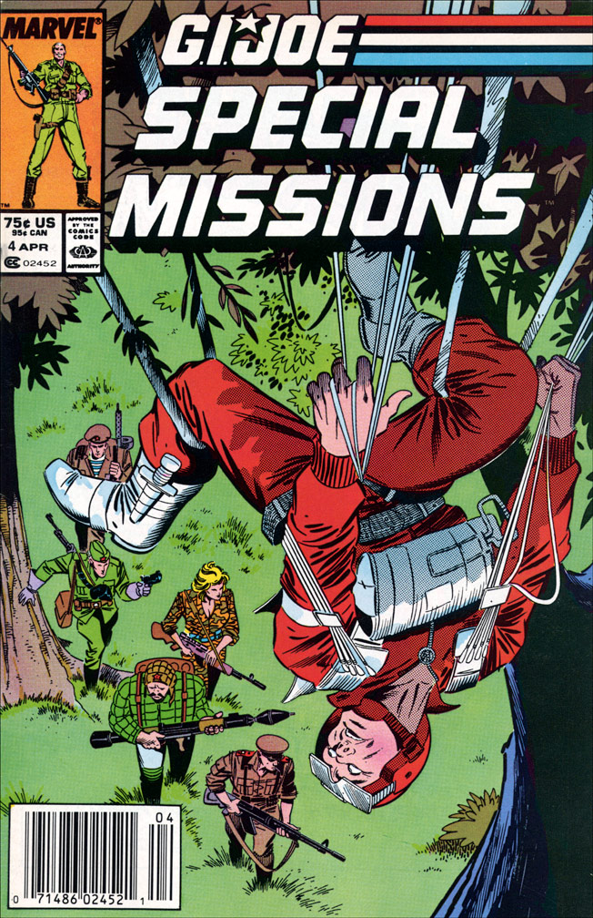 GI Joe Special Mission #4