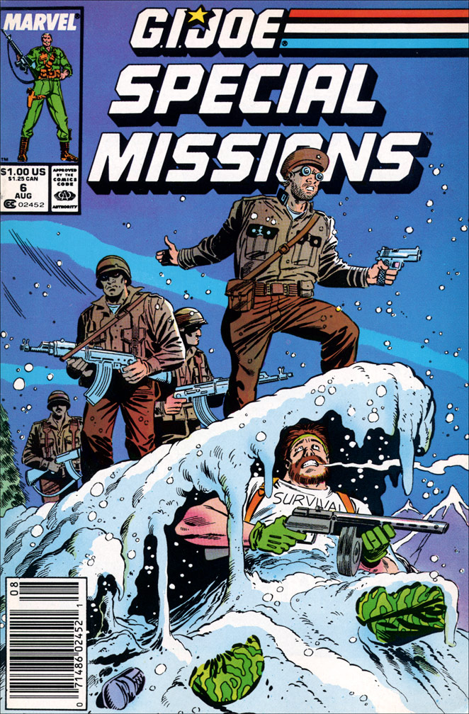 GI Joe Special Missions #6