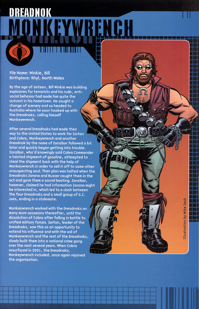 G. I. Joe Battle Files #2