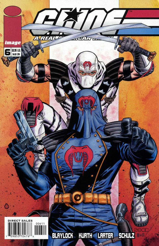G. I. Joe #6, 2002